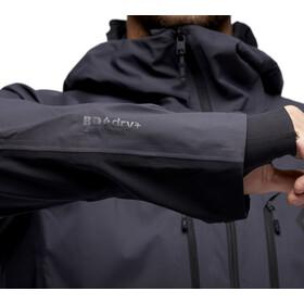 Black Diamond Dawn Patrol Hybrid Shell Jacket Men, carbon